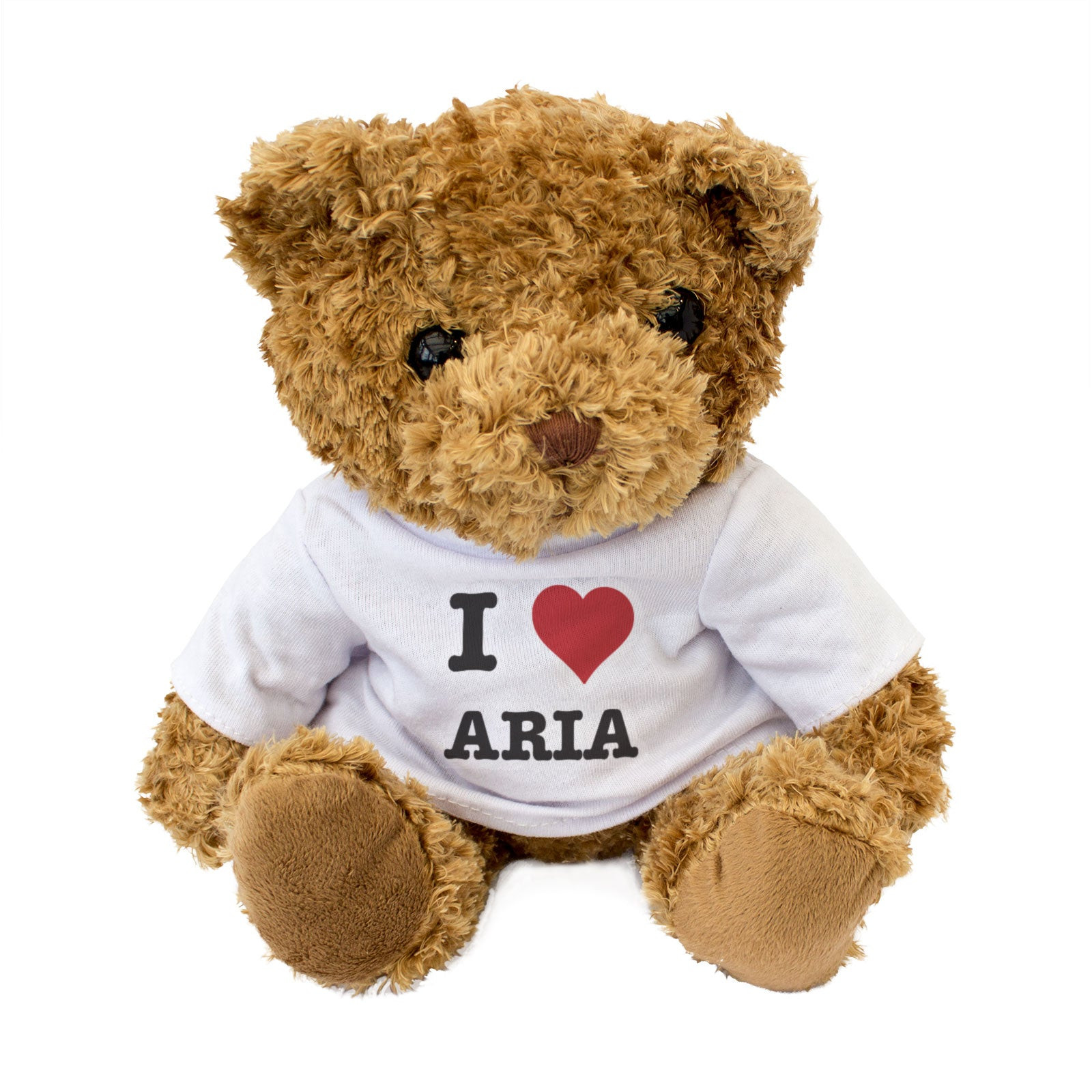 I Love Aria - Teddy Bear