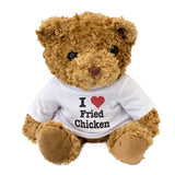 I Love Fried Chicken - Teddy Bear