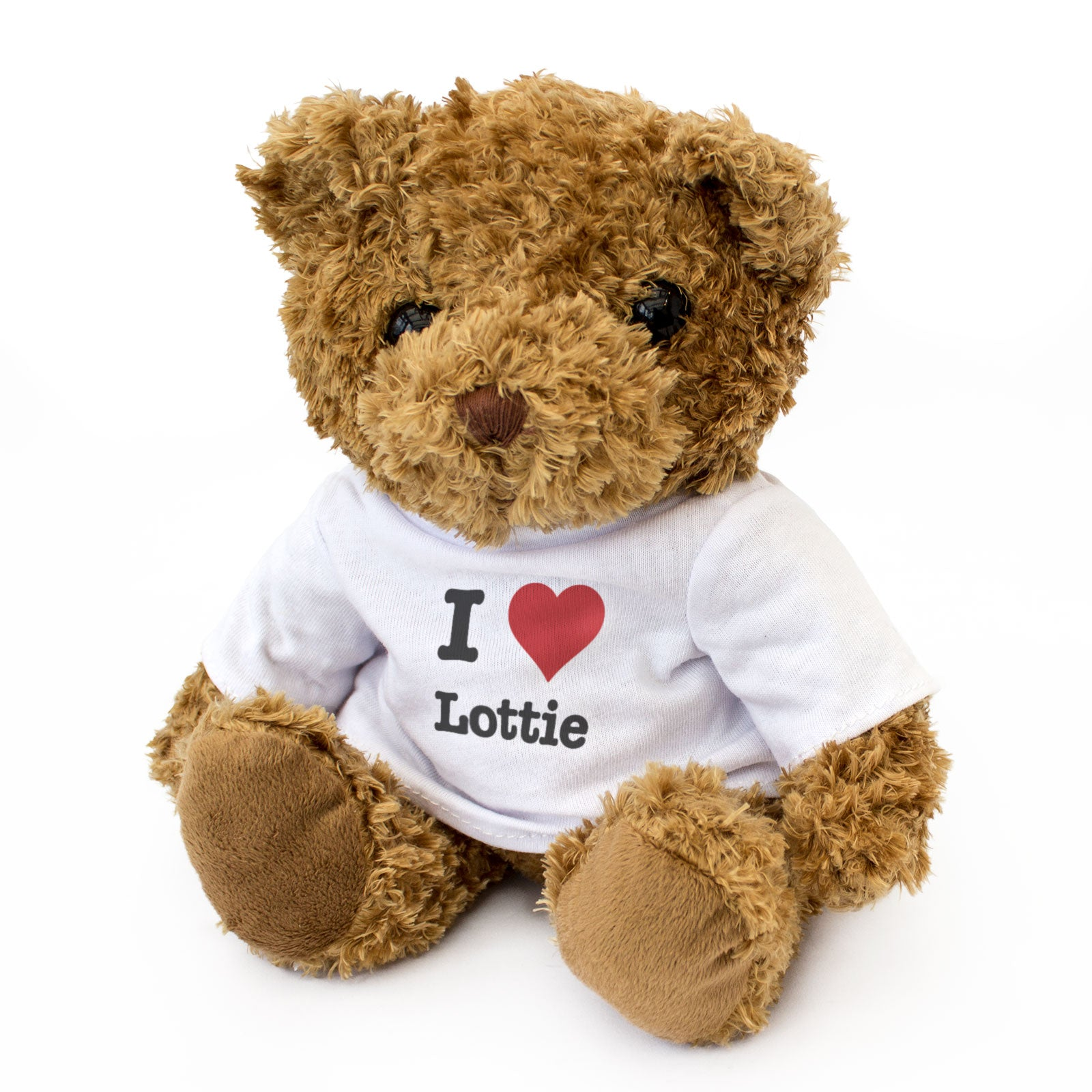 I Love Lottie - Teddy Bear