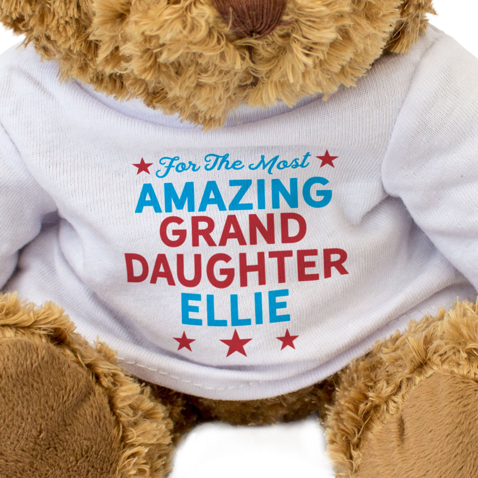 For The Most Amazing ....Personalised Bear