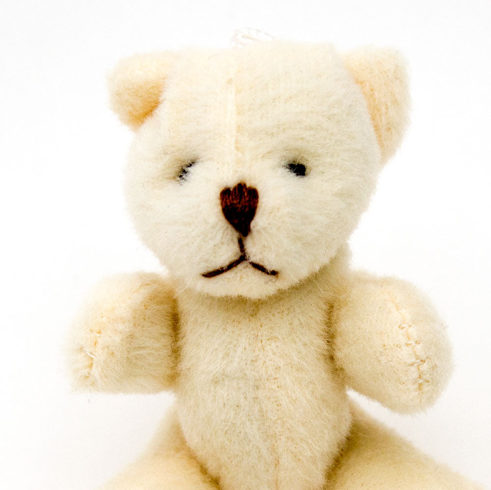 Small WHITE Teddy Bears X 100 - Cute Soft Adorable