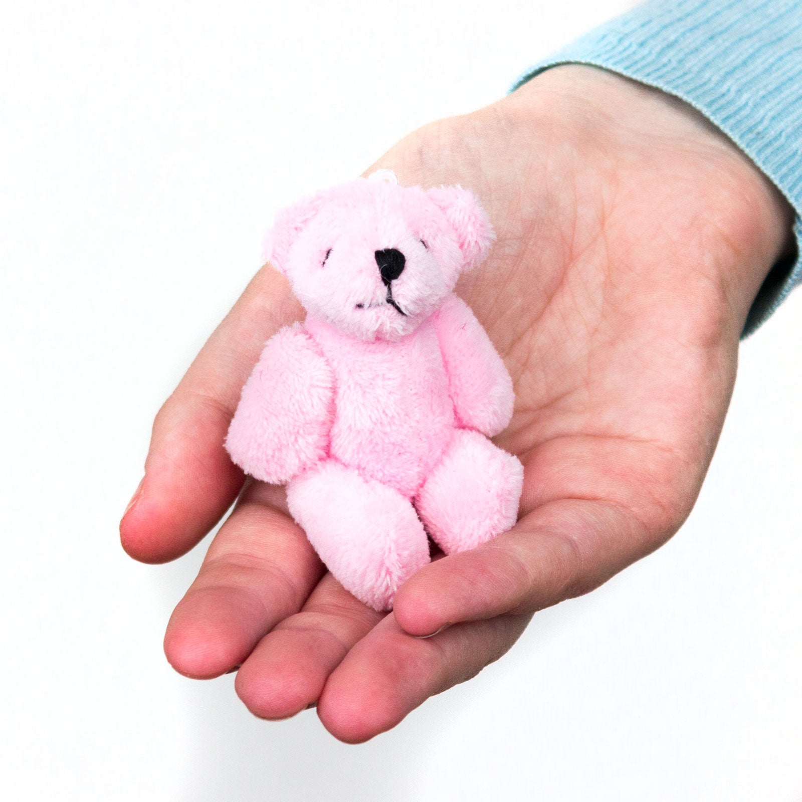Small PINK Teddy Bears X 80 - Cute Soft Adorable