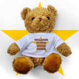 Well Done In Your Exams Personalised Teddy Bear