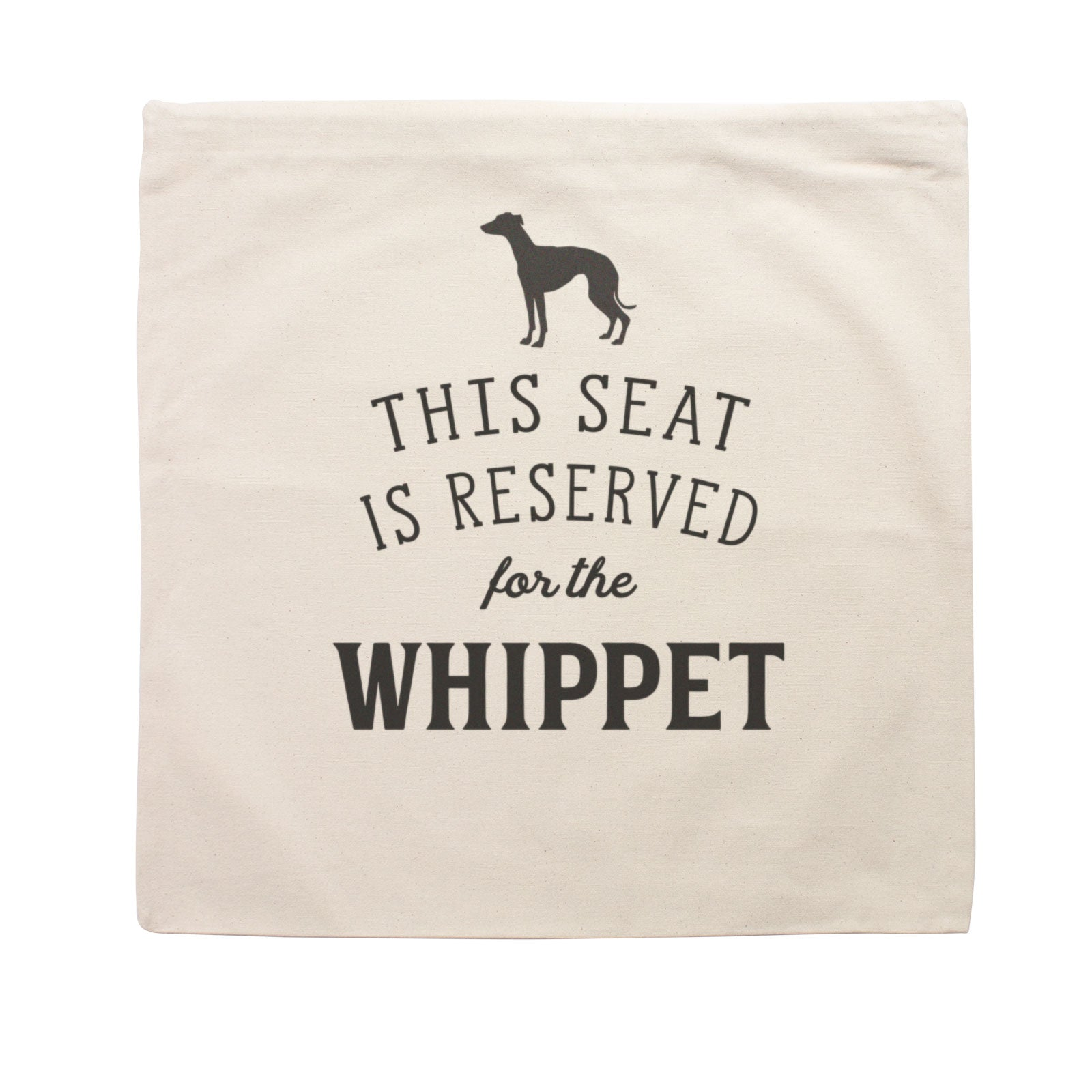Reserved for the Whippet Cover