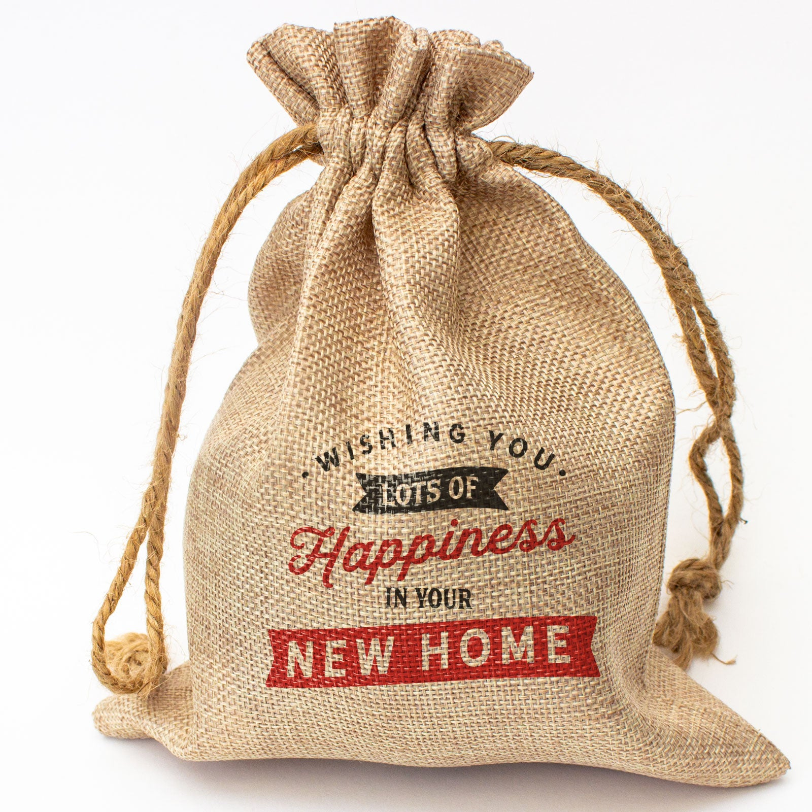 WISHING YOU LOTS OF HAPPINESS IN YOUR NEW HOME - Toasted Coconut Bowl Candle – Soy Wax - Gift Present