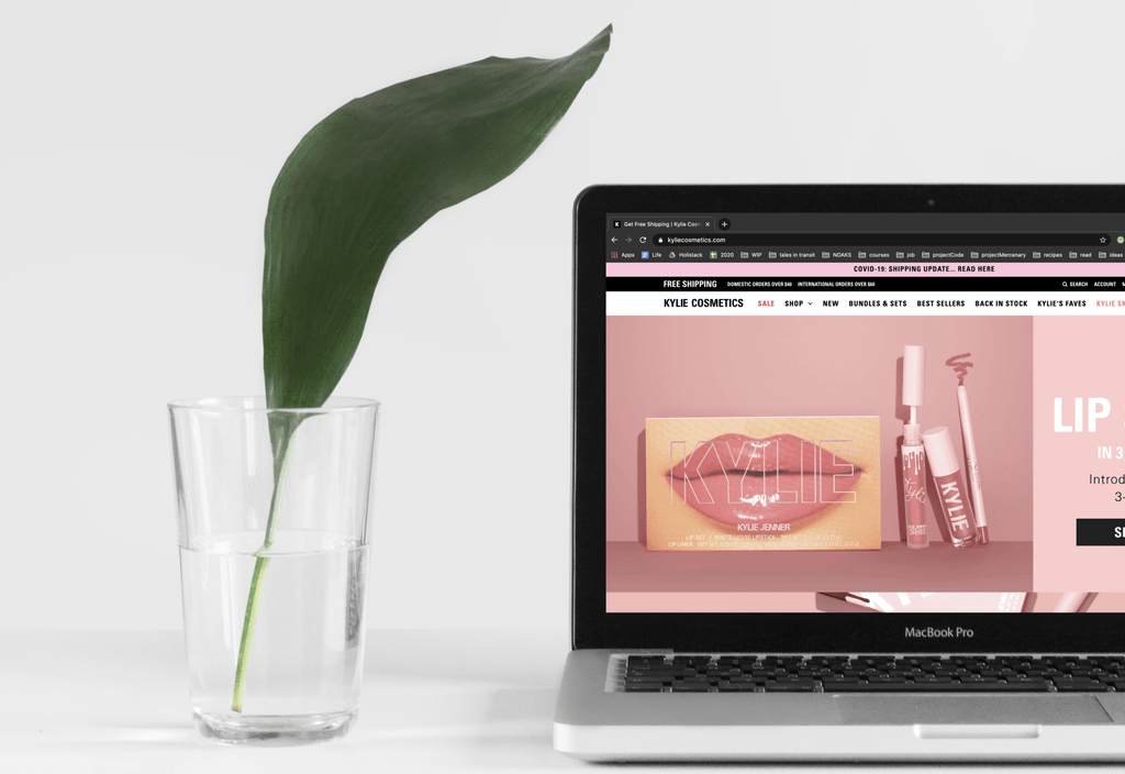 Shopify Store Design Breakdown: Dissecting Kylie Cosmetics and their Store Design