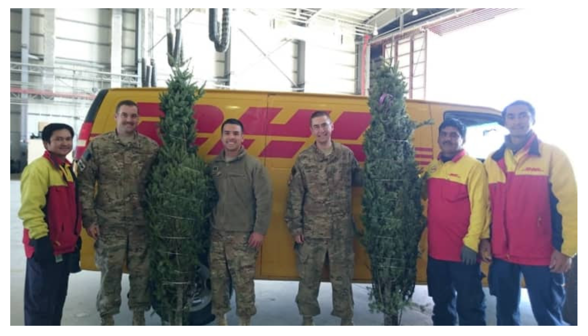 dhl holiday campaign