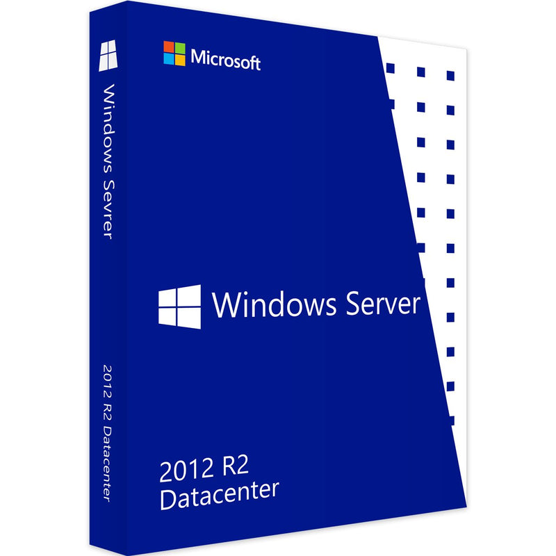 Microsoft Windows Server 2012 R2 Datacenter