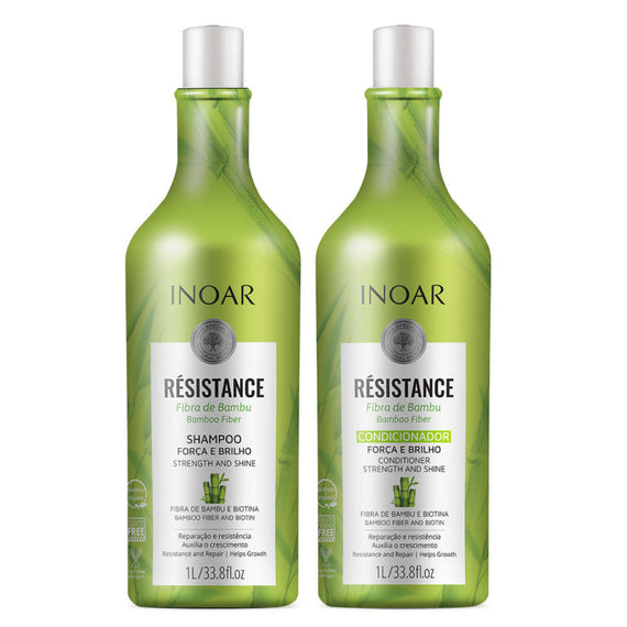 RESISTANCE REPAIR Shampoo And Conditioner 2x L