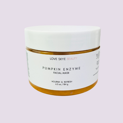 Pumpkin Enzyme Facial Mask