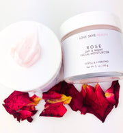 Rose Day & Night Facial Moisturizer