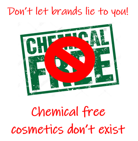 chemical free do not exist photo