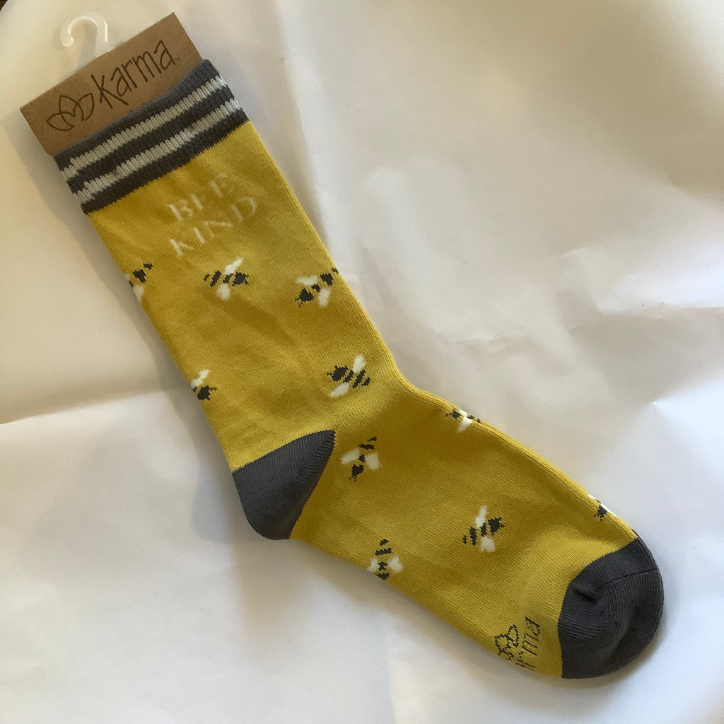 Socks - Bee Kind