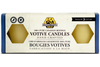 Beeswax Candle - Votive 3 pack