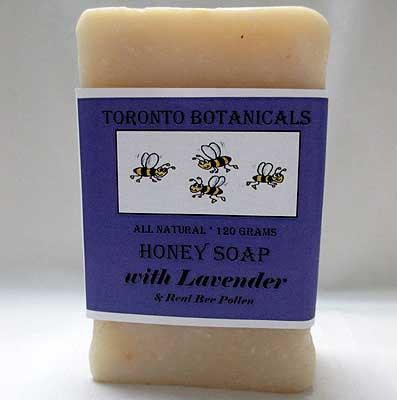 Honey Soap - Lavender