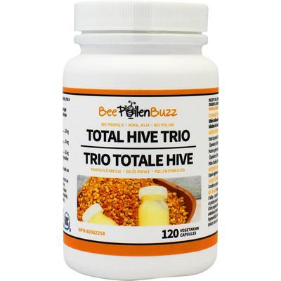 "Bee Pollen Buzz - ""Total Hive Trio"""
