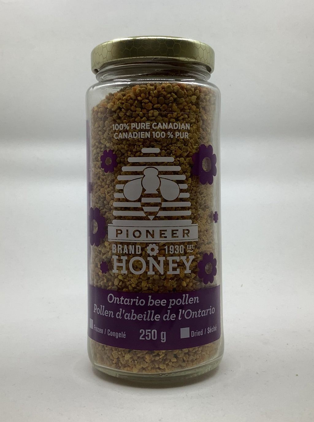 Pioneer Brand Bee Pollen (Dried)