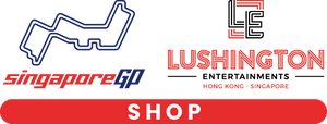 Singapore Grand Prix & Lushington Entertainments Shop