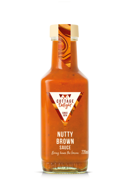 Nutty brown sauce