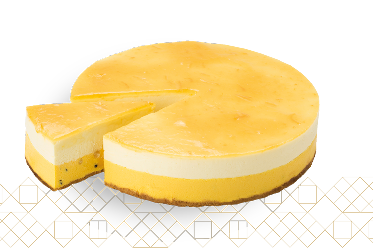 Passionate Lemon Cheesecake