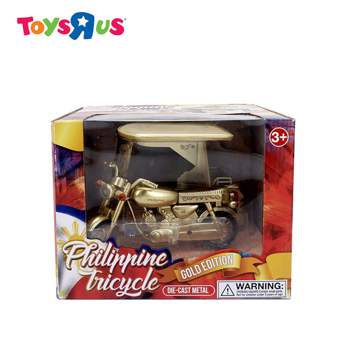 Philippine Tricycle Gold