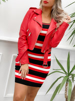 Perfecto KENZA - ROUGE (5900366381210)