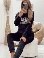 Ensemble jogging QUEEN - doré (6021449023642)