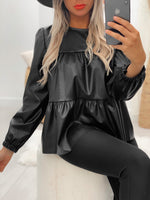 Blouse CARRY - NOIR (5915364688026)
