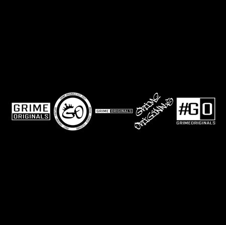 G.O Merch / Grime Originals Clothing