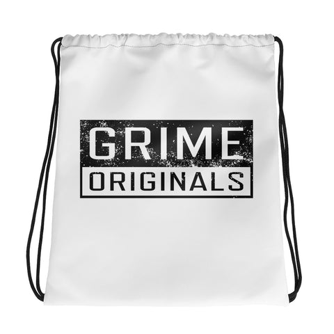 #GO Drawstring bag