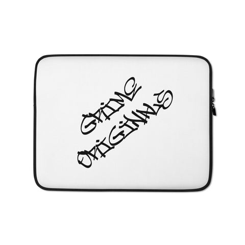 Graffiti Laptop Sleeve