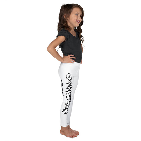 Kids Graffiti Leggings
