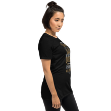 Load image into Gallery viewer, In Every Woman There Is A Queen - Women's Black Tee
