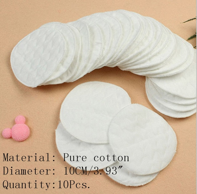 Breathable Maternity Breast Pads
