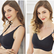 Solid Color Nursing Bras