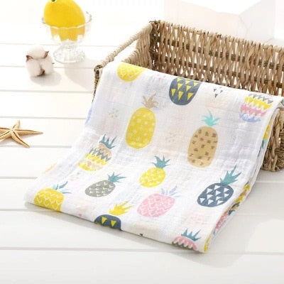 Soft Cotton Baby Swaddles