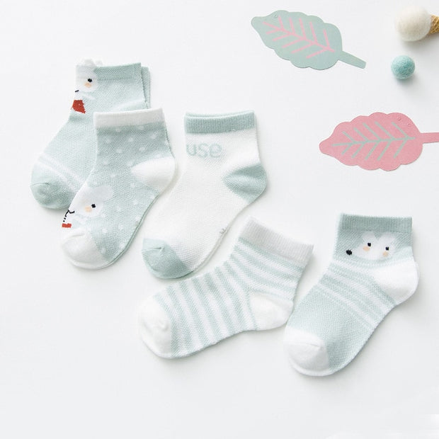 Animal Baby Socks