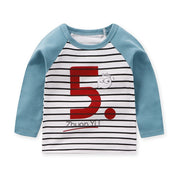 Baby Cotton Long Sleeve T-shirt.