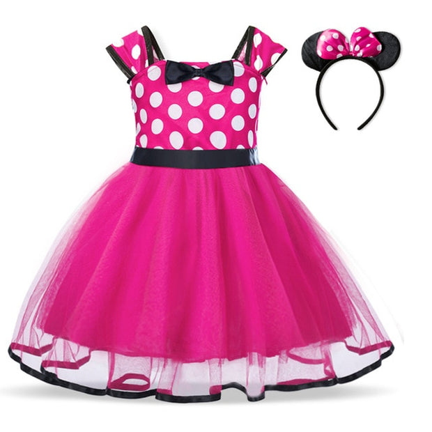 Baby Mini Mouse Dress.