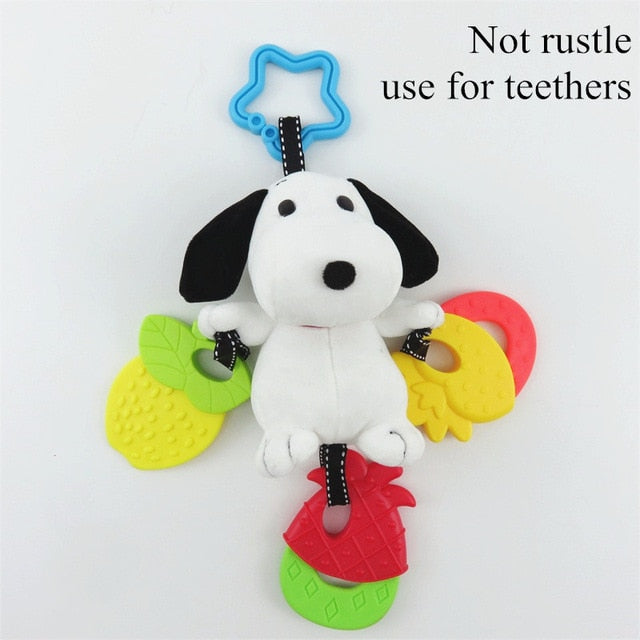 Cute Puppy Rattle