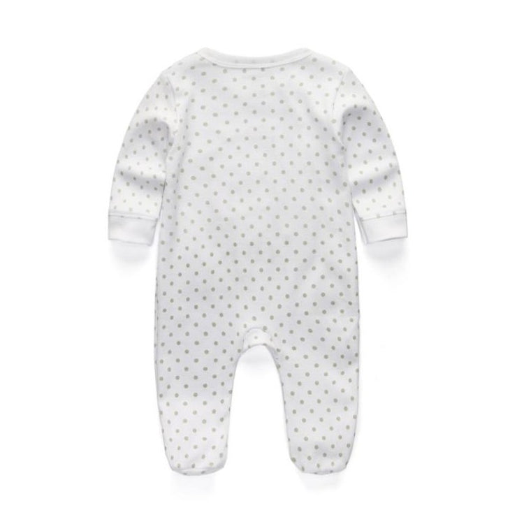 Infants Full Sleeve Cotton Romper