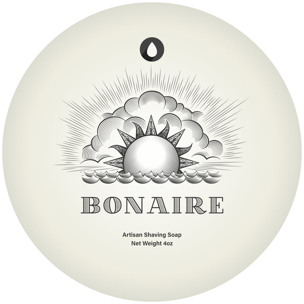 Bonaire Shaving Soap