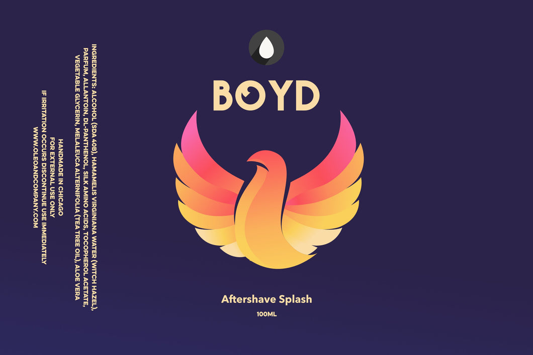 Boyd Aftershave Skin Food