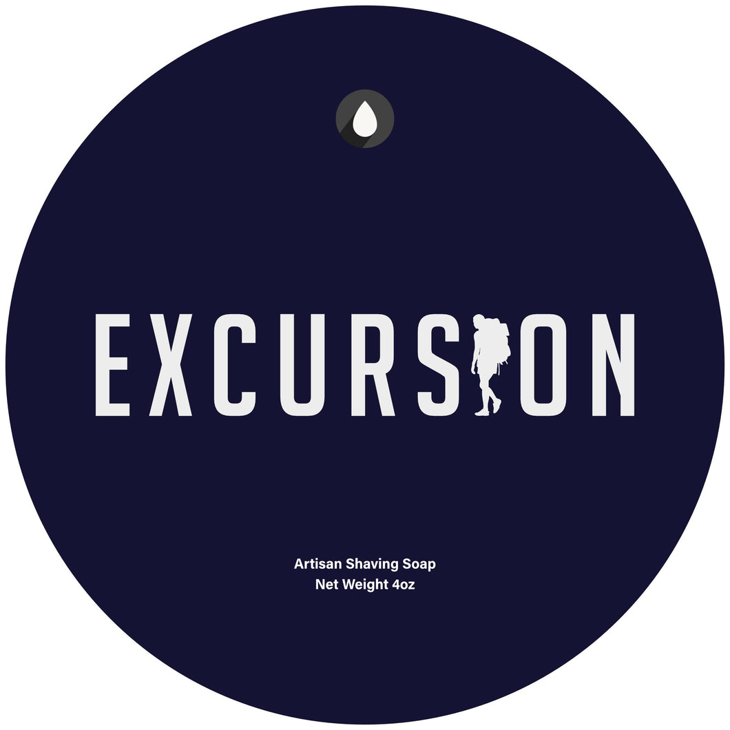 Excursion Shaving Soap