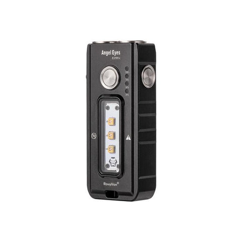 RovyVon | Angel Eyes E200s Multifunction Flashlight | 1650 Lumens, EDCFlashlight, RovyVon,Adventure Carry
