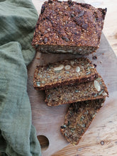 Load image into Gallery viewer, Seeded Nut Bread - gluten free