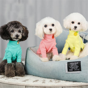 100% Cotton Dog Clothes French Bulldog Hoody Clothes For Small Medium Dogs Chihuahua Pomeranian Hoodies Clothing S-XXL #74843222