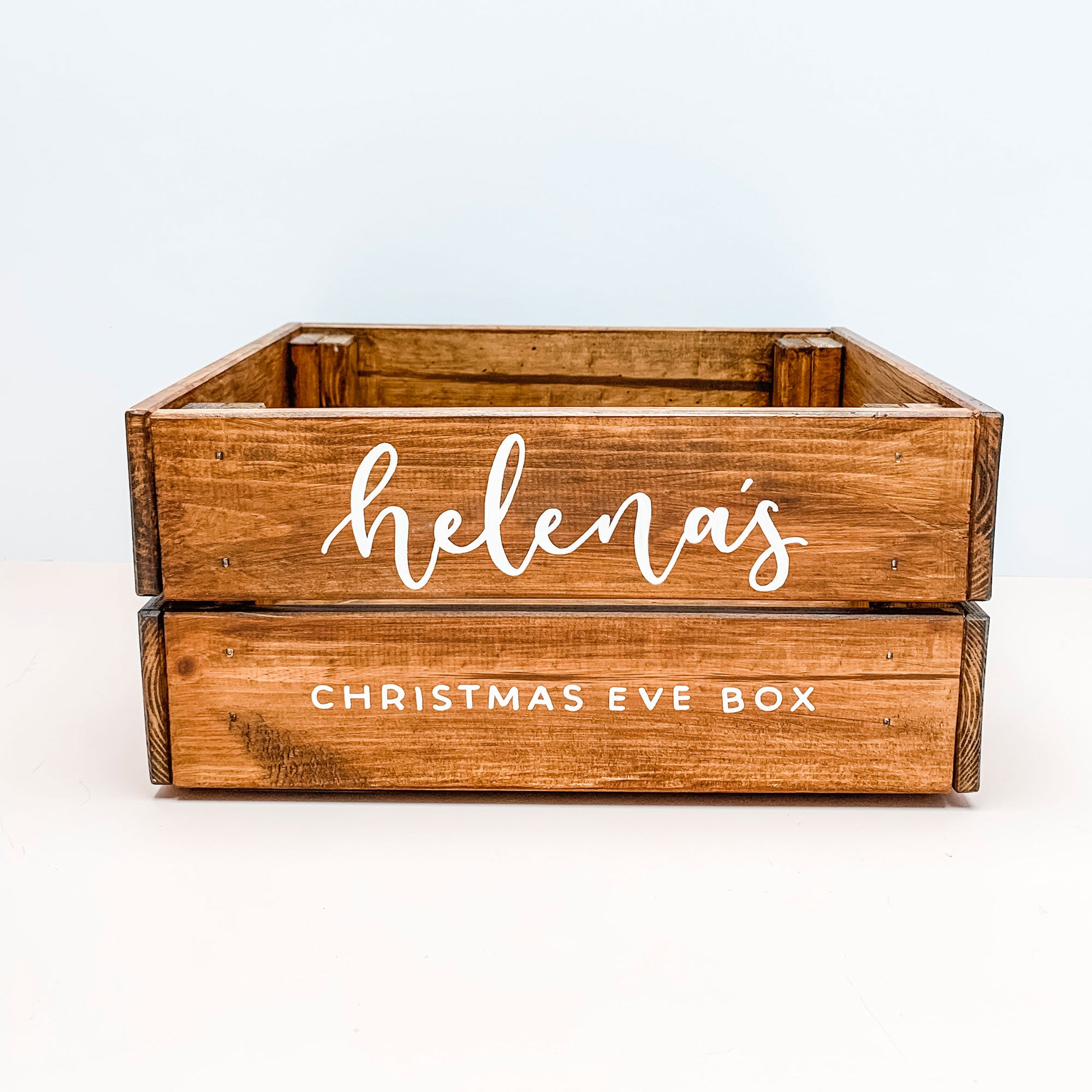 PRE-ORDER: Personalised Christmas Eve Boxes