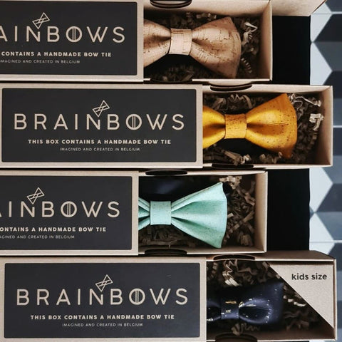 Brainbows in 10% biodegradable boxes