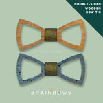 Timbow - Howard in bamboo/blue + FULL set of cores (adult)